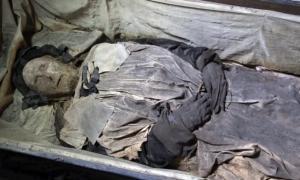 Portada-Los restos momificados del obispo sueco del siglo XVII Peder Winstrup (YouTube Screengrab-Lund University).jpg