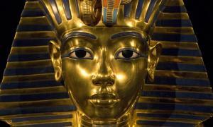 Portada-Máscara mortuoria de Tutankamón (Harry Potts / flickr)