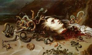 Portada-Cabeza de Medusa, obra de Peter Paul Rubens (Wikimedia Commons)