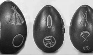Portada-Las tres caras de la misteriosa piedra del Lago Winnipesaukee, actualmente expuesta en el Museo de Historia de New Hampshire, Estados Unidos (Disclose.tv)