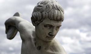 Portada - Estatua de un atleta de la antigua Grecia (Radoslaw Maciejewski/Adobe Stock)