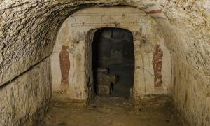Portada-Pirámide de la reina Khennuwa, necrópolis real de Meroe. Fotografía: P. Wolf/DAI