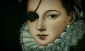 Portada - Detalle de un retrato de Ana de Mendoza (catalina-de-aragon)