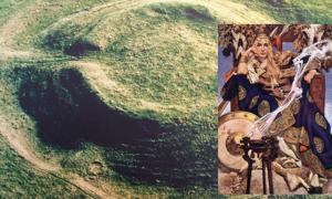 Portada - El túmulo de Rathcroghan (rathcroghan.ie)
