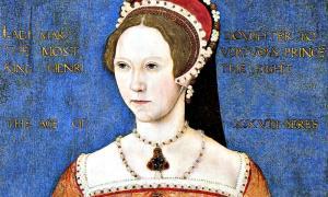 Portada-Retrato de la princesa María Tudor, futura María I de Inglaterra. Óleo de Master John, 1544. (Wikimedia Commons)