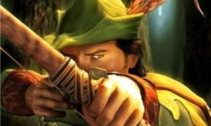 Portada - Imagen de portada: Fotograma de 'Robin Hood: La leyenda de Sherwood (Spellbound Studios)