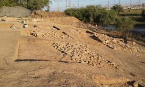 Portada-Se empiezan a desenterrar las murallas y la puerta de la ciudad. Parque Nacional de Tel Zafit, Israel (Archaeology ).jpg
