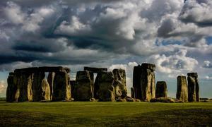 Portada - El monumento megalítico de Stonehenge, situado cerca de Salisbury, en el condado inglés de Wiltshire. (CC BY-NC-ND 2.0)