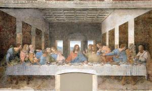"""Portada-""""La Última Cena"""", obra del genio del Renacimiento italiano Leonardo Da Vinci (1452-1519). Convento de Santa Maria delle Grazie, Milán. (Public Domain)"""