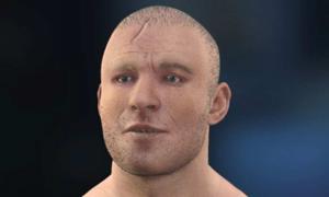 Portada - Reconstrucción facial del Caballero de Stirling.