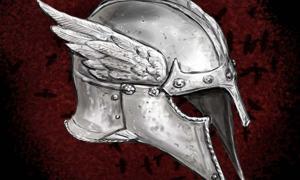 Portada - Ilustración de un casco alado. Crédito: Game of Thrones Ascent Wiki