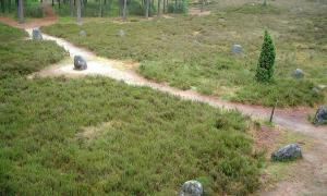 Portada - Círculos de piedras de Odry, Polonia. (CC BY SA 3.0)