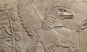 Portada - Relieve asirio, 883 a. C. – 859 a. C. (Museo de Arte Metropolitano). Este artículo ha sido publicado bajo una licencia internacional Creative Commons Attribution 4.0.