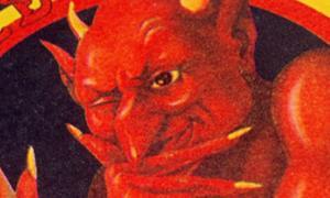 Portada - Diablo rojo. (]V[orlock Zernebock/ CC BY NC ND 2.0)