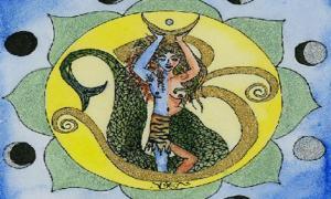 Portada - el dios Soma en una de sus representaciones. (wifelipstick.blogspot)