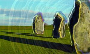 Portada - Menhires de Avebury, Wiltshire, Inglaterra. (CC BY 2.0)