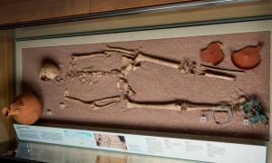 Portada-Este esqueleto perteneció a una mujer que era una londinense de primera generación con ascendencia del norte de Europa y que probablemente nació en Gran Bretaña