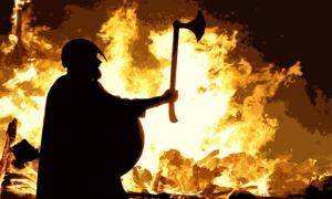 Portada - Fotografía de un festival vikingo moderno (warosu.org)