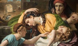Portada - François Joseph Navez, 'La matanza de los inocentes', 1824 (Sharon Mollerus/Flickr)