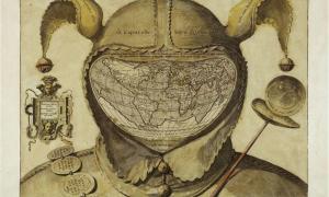 Portada - El Mapamundi del bufón. (Public Domain)