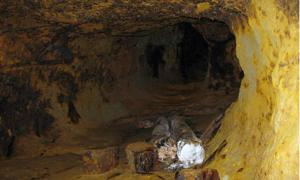 Portada - Fotografía de una mina de oro romana (CC by SA 3.0)