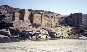 Portada - Ruinas de la presa de Ma'rib. Fuente: H. Grobe/CC BY SA 3.0