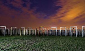Portada - Reconstrucción del monumento de Pömmelte (Alemania). Fuente: Diwan/CC BY SA 4.0