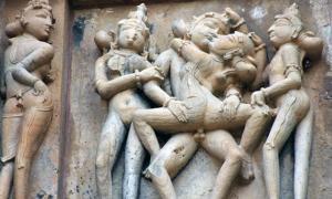 Portada - Arte erótico de los templos de Khajuraho. (Nagarjun Kandukuru / flickr)