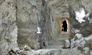 Portada - Interior del complejo funerario del visir Ipi. (Fotografía: El Mundo/Francisco Carrión)