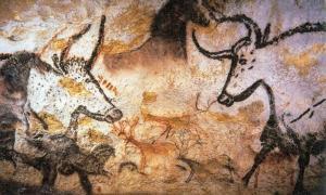 Portada-Uros, pintura rupestre de la cueva de Lascaux. (CC BY SA 3.0)