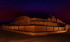 Portada - El zigurat Choga Zanbil en Irán. Fuente: khosro1363/CC BY 3.0