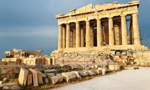 Partenón - Grecia
