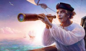 La Era del Descubrimiento fue una época en la que los exploradores europeos viajaron por todo el mundo. Fuente: oleskalashnik/ Adobe Stock