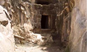 La cueva del jinete en Beit Shearim