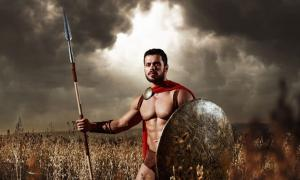 La antigua víctima de asesinato griega era un guerrero musculoso. Fuente: serhiibobyk / Adobe.