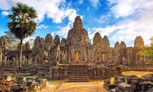 Vista del templo de Angkor Wat, Siem Reap, Camboya. Fuente: tawatchai1990 / Adobe Stock.