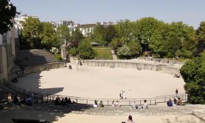 Arène de Lutèce - París