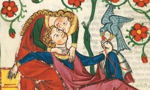 El arte del amor cortesano es una obra literaria de la primera época medieval de Andreas Capellanus que nos brinda una visión crucial de las normas sociales del amor en las clases cortesanas de la Edad Media