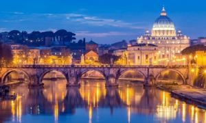 Basílica de San Pedro, Ciudad del Vaticano, Roma. Fuente: gnoparus/ Adobe Stock