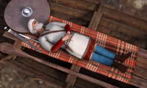 El más antiguo de los barcos vikingos del entierro del barco es del siglo VIII. Fuente: Arkikon / NTNU.