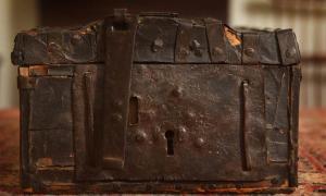 El Cofre del Libro de Bodleian.