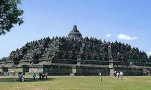 El Borobudur, la joya de Java