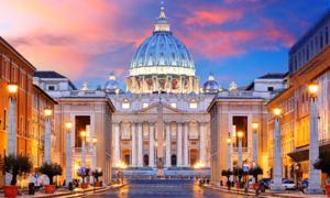 Ciudad del Vaticano Fuente: TTstudio/ Adobe Stock