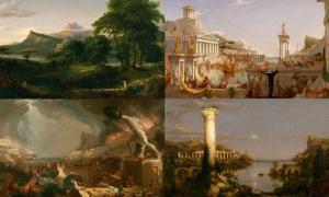 Estrella perdida del mito y el tiempo: el ascenso y la caída de las civilizaciones