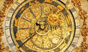 Un reloj celestial encontrado en la catedral de St. Jean en Lyon (siglo XIV). Crédito de la foto: Alex Quici.