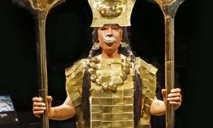 Recreación del rostro de la Señora de Cao, soberana peruana prehispánica. Fuente: Ministerio de Cultura de Perú