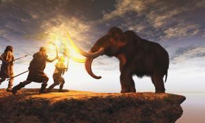 Durante 2 millones de años, los humanos prehistóricos fueron superdepredadores y luego todas las presas fáciles se extinguieron y tuvimos que evolucionar hacia un nuevo paradigma dietético: la agricultura.