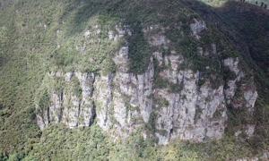 Montaña sagrada de Peña de Juaica, Tabio, Colombia Imagen: Ioannis Syrigos