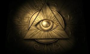 El símbolo del Ojo de la Providencia que todo lo ve Fuente: markus dehlzeit / Adobe stock
