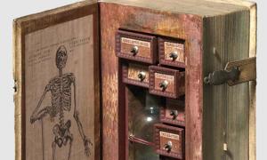 ¿Se hizo este falso libro del siglo XVII para un envenenador o un boticario? (deriv.)